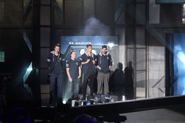 Die meisten Spieler von SK Gaming haben an der Championship 2013 für Killerfish Esports e.V. teilgenommen.