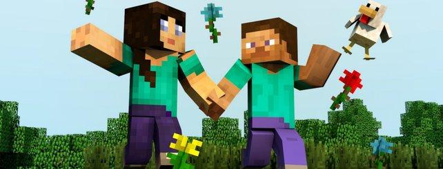 Minecraft PCVersion Mit über Millionen Verkauften Spielen - Minecraft verkaufte spiele