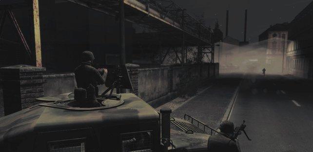 Chernus bei Nacht