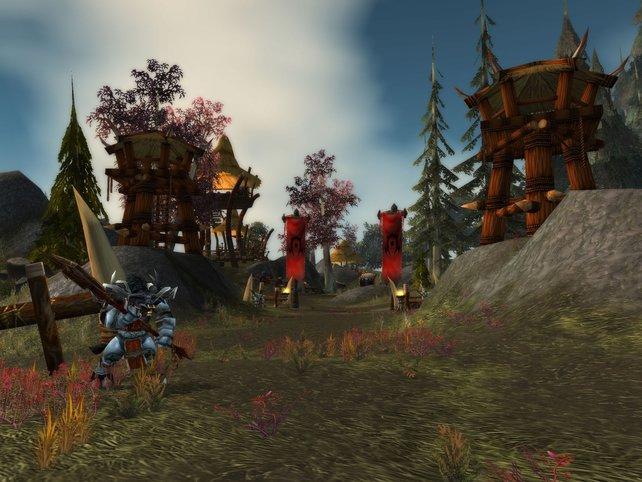 Das dritte WoW-Add-on Cataclysm erscheint am 7. Dezember.