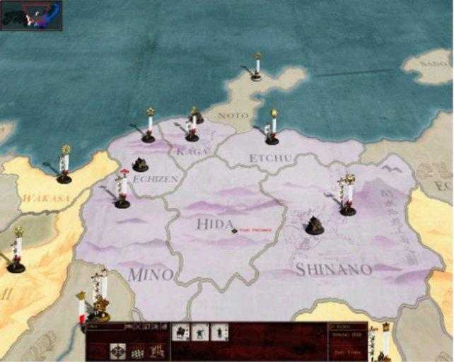 Die strategische Karte