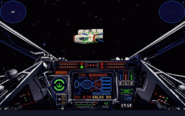 Die Cockpits sind detailreich gestaltet.