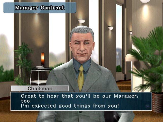 Ein Gespräch mit dem Präsidenten des  Vereins