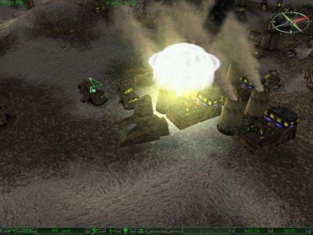 """""""Moon Project"""" bietet sehenswerte Explosionen"""