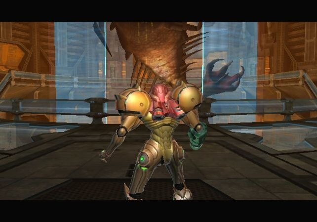 Die Zwischensequenzen von Metroid Prime gehören zum Besten, was es auf dem GameCube zu sehen gibt.