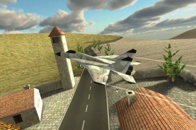 Wie wäre es mit einem Eurofighter für ein paar Cent?
