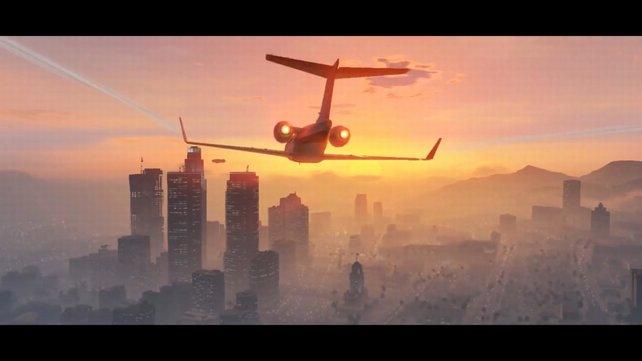 In GTA 5 feiert der Shamal-Jet seine Rückkehr.