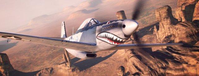 World of Warplanes: Offene Beta startet im Juli