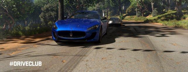 Driveclub: Sony verschiebt PS4-Startspiel auf Anfang 2014