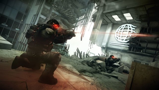 Killzone Mercenary ist die Ballerreferenz auf der Playstation Vita.