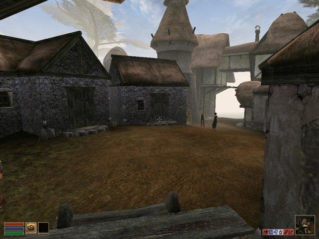 Morrowind bietet für damalige Verhältnisse eine bezaubernde Spielwelt.