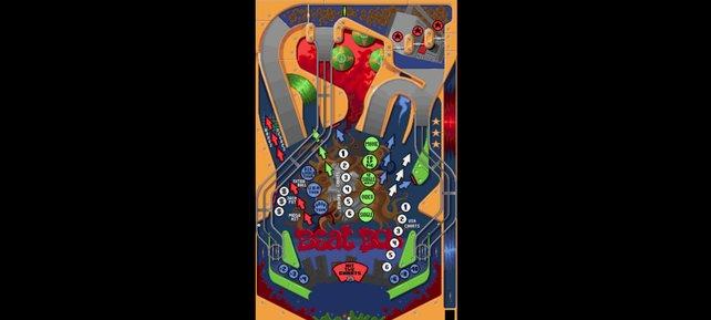 Die Anfänge von Dice: Das erste Spiel Pinball Dreams auf Amiga.