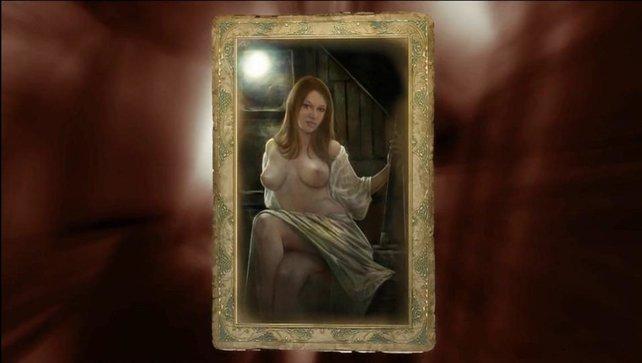 Bauernmädchen Vesna gibt sich Geralt erst hin, nachdem er ein paar Ganoven erledigt hat.