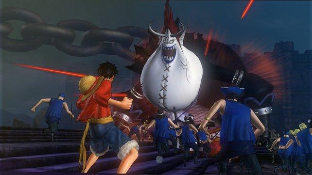 In Teil 2 trefft ihr auch gefährliche Gegner wie den Samurai Gecko Moria.