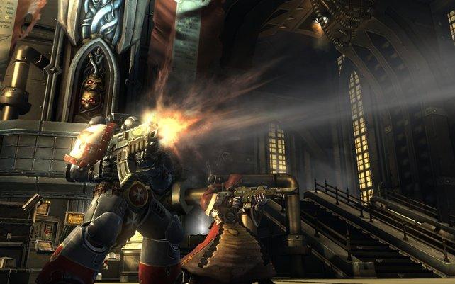 Die Gefechte sollen rasanter ausfallen als in anderen Online-Rollenspielen.