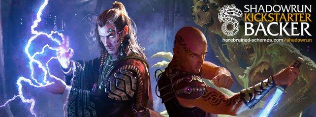 Cyberpunk trifft Fantasy. So lieben wir Shadowrun.