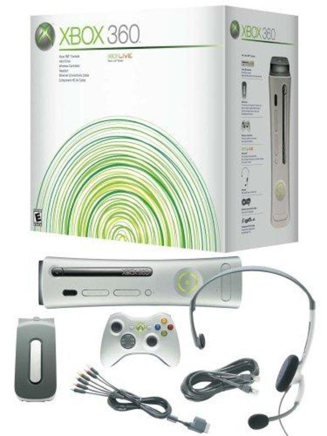 Das große Xbox 360 Paket