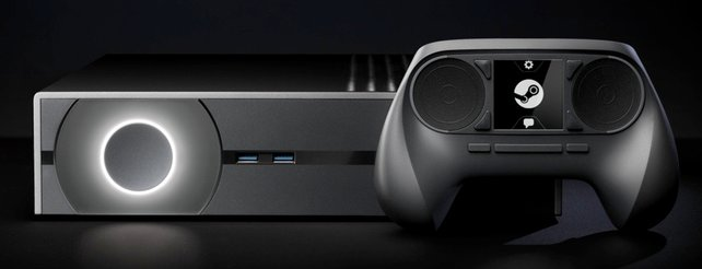 Steam Machines: Erstes Bild zu Valves Spiele-Konsolen und neue Infos