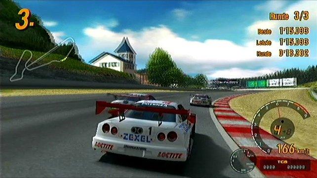 Gran Turismo 3 gilt als Zugpferd für die Playstation 2.