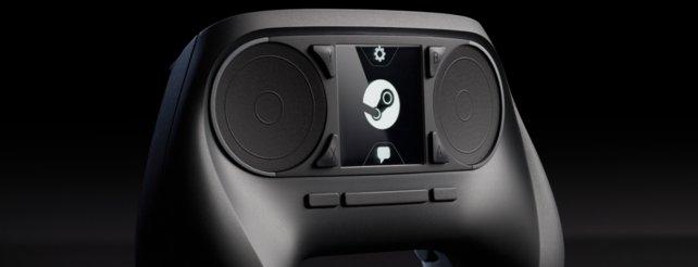 Steam-Controller: Gamepad für Steam Machines wird nur von Valve produziert