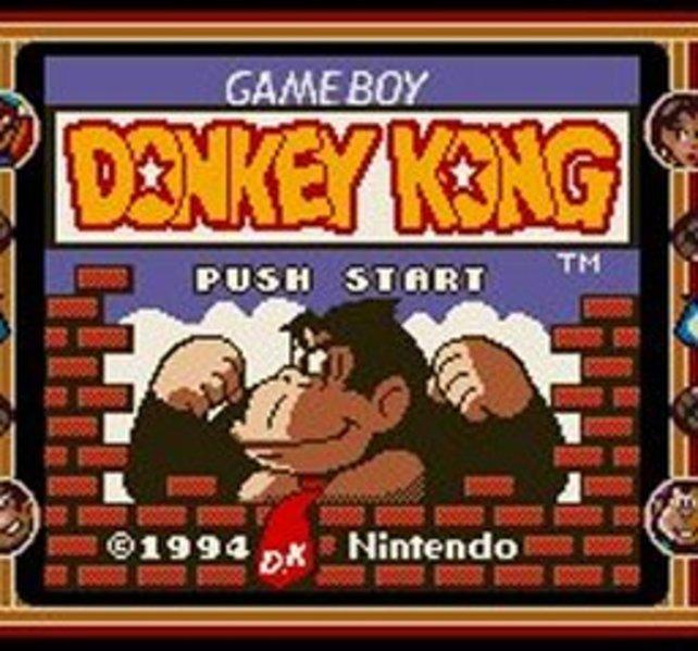Donkey Kong, der Krawattenträger des Jahres 1994.