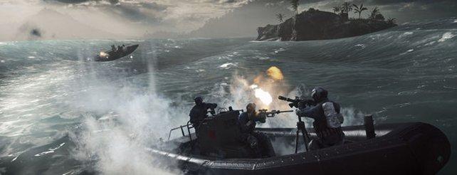 Battlefield 4: Einblicke in die Technik für die PS4