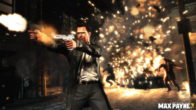 Max Payne hat ein schweres Leben. Das nachzuspielen, macht aber einen Heidenspaß.