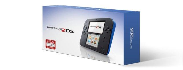 Nintendo 2DS: Neue 2D-Konsole kommt am 12. Oktober (Video)
