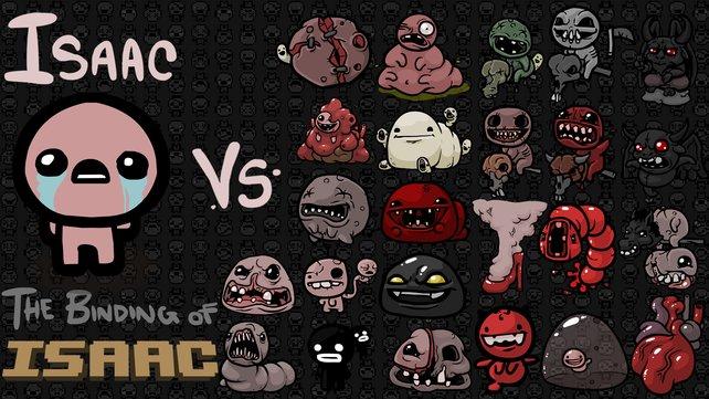 Ihr und Isaac gegen den Rest der Welt.
