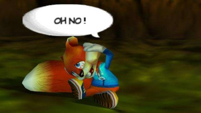 Immer noch lustig: Conkers Bad Fur Day