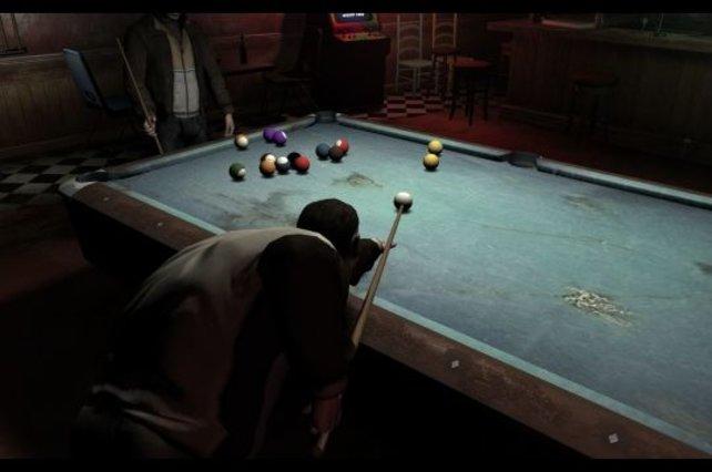Billard ist bereits eine beliebte Freizeitaktivität in GTA 4.