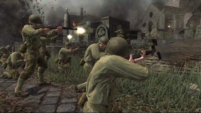 Nur für Konsole: Call of Duty 3 zeigt, wie die Relevanz des PC als Plattform für die Shooter-Serie abnimmt.