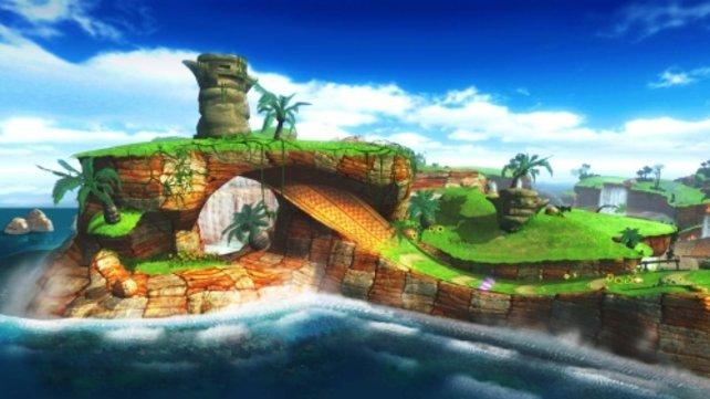 Wer würde dieses tropische Paradies nicht gern näher betrachten?