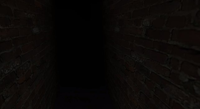 Das Schlimmste an diesem Spiel ist die Dunkelheit - und die ist überall.