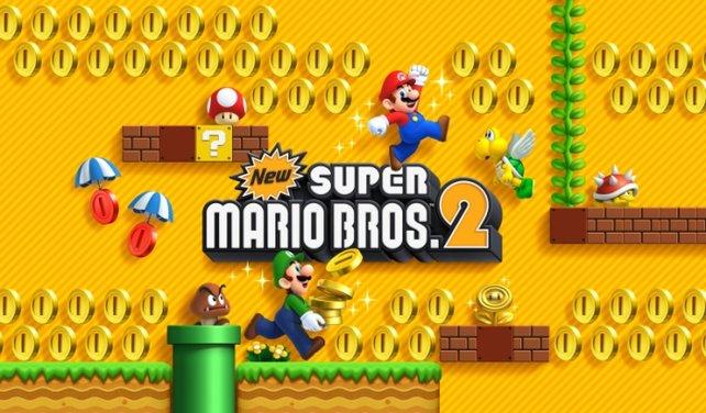 Gewinnt ein dickes Paket mit New Super Mario Bros. 2!