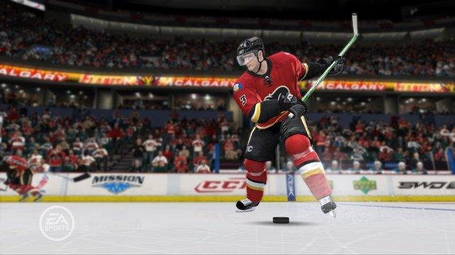 Alle NHL-Stars sind mit dabei.