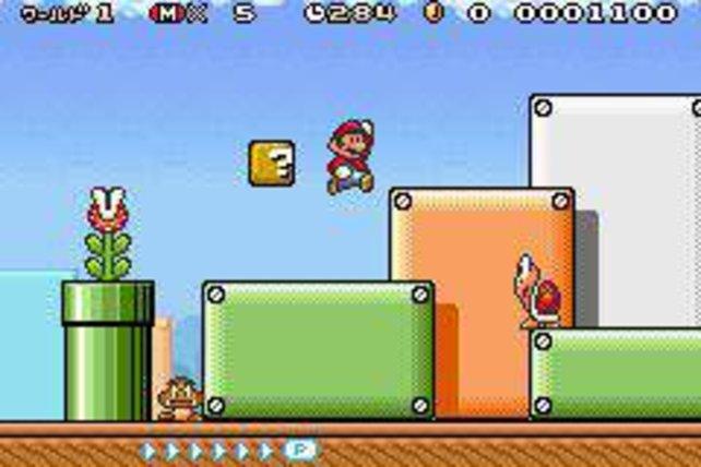 Spring Mario, spring