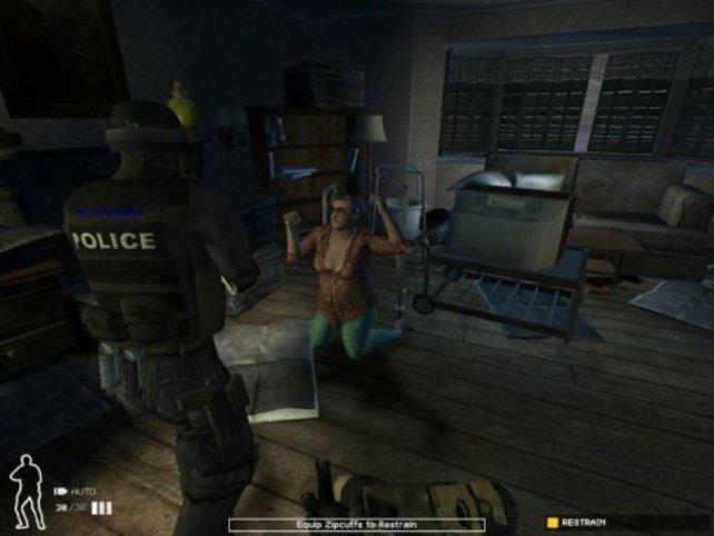 Verhaftung der Mutter des Serienmörders