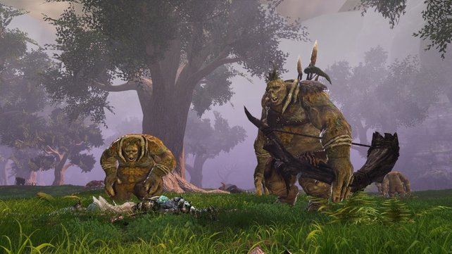 Da staunen selbst die Oger: Dragon's Prophet kostet euch keinen Cent.