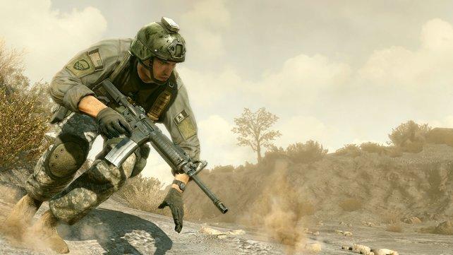 Einsätze im virtuellen Afghanistan warten in Medal of Honor.