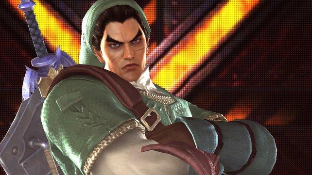 Albern oder cool? Nintendo-Kostüme in Tekken Tag Tournament 2.