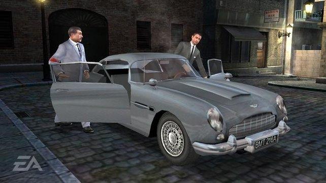 Mit diesem Auto jagd Bond die Russen in Istanbul