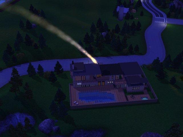 Ein Tod dank eines Meteoriten hat irgendwie Stil.