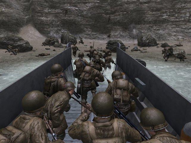 Mit dem D-Day hat in Call of Duty alles angefangen.