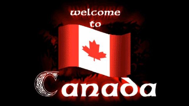 In Kanada sieht die Welt anders aus.