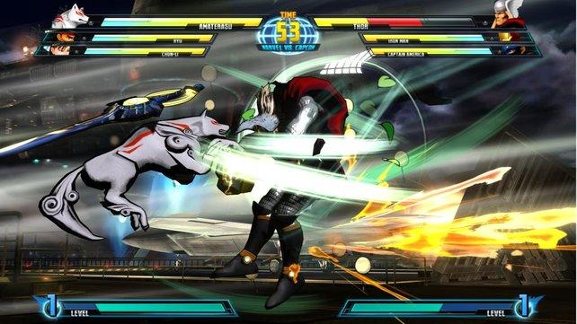 Amaterasu ist ein interessanter Gegner.