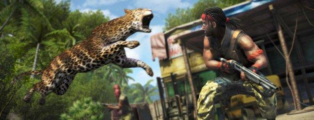 Hoffnung auf baldige Umsetzung von Far Cry 4, Infos zu Beyond Good & Evil 2