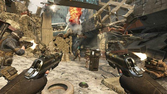 Black Ops 2 ist vor allem wegen seines Mehrspieler-Modus geliebt. Und gehasst. Je nach Geschmack.