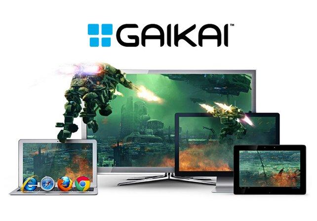 Über den Streaming-Dienst Gaikai wird über die Gaikai-Server gespielt - das Herunterladen entfällt damit.