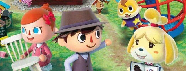 Nintendo: Wii U enttäuscht, Nintendo 3DS und New Leaf sichern Gewinn